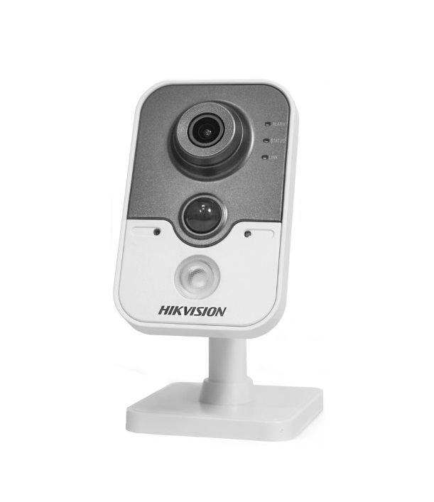 Camera IP Cube WiFi hồng ngoại 1.0MP DS-2CD2410F-IW